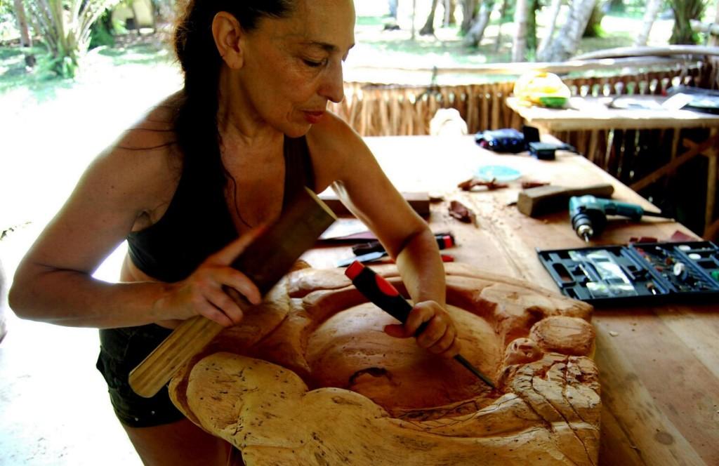 Lory sculp 3